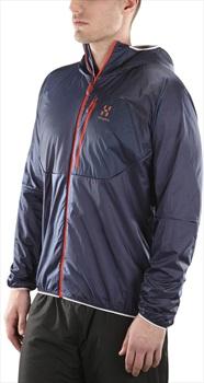 Haglofs Proteus Lightweight Insulated Jacket, S Tarn Blue