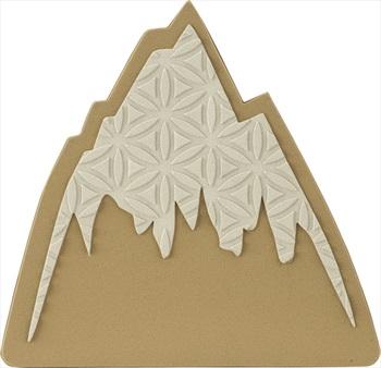 Burton Foam Mat Snowboard Stomp Pad, Mountain Logo