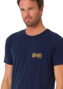 Animal Wings Tee Short Sleeve T-Shirt, S Dark Navy