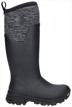 Muck Boot Arctic Ice Tall Women's Wellies, UK 4 Black/Heather