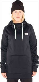 Armada Parker Womens Pullover Tech Hoodie S All Black