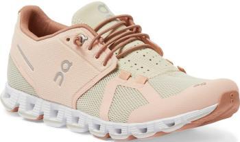 On Cloud 2.0 Women's Running Shoe, UK 8 Rose/Sand