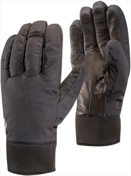 Black Diamond Midweight Waterproof Ski/Snowboard Gloves, M Black