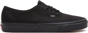 Vans Authentic Skate Shoe, UK 7.5 Black/Black