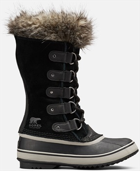 Sorel Joan Of Arctic Women's Snow Boots, UK 5 Black/Quarry