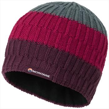 Montane Windjammer Halo Ski/Snowboard Beanie Hat, One Size Saskatoon Berry