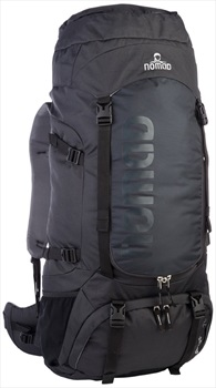 NOMAD® Adult Unisex Batura 70 Hiking & Trekking Backpack, 70L Phantom