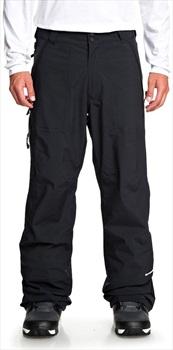 DC Nomad Ski/Snowboard Pants M Black
