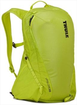 Thule Adult Unisex Upslope Ski Snowboard Backpack, 20L Lime Punch