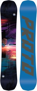 Never Summer Proto Type Two Women's RC Camber Snowboard, 145cm 2020