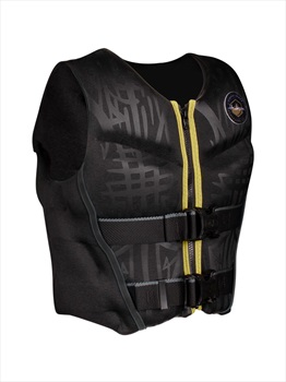 Liquid Force Ruckus Hudson Kids CGA Buoyancy Vest, Yth. S Heather 2021