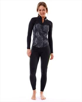 Jobe Verona 1.5 Mm Neoprene Wetsuit Top, Medium Black 2020