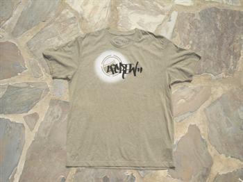 Liquid Force Crew SS Knit T Shirt S Sage Green