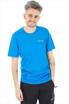 Montane Dart Technical Short Sleeve T-shirt, S Electric Blue