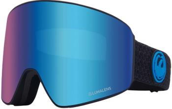 Dragon PXV LumaLens Blue Ion Snowboard/Ski Goggles, L Split