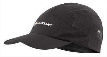 Montane Coda Trail Running Cap Adjustable Black