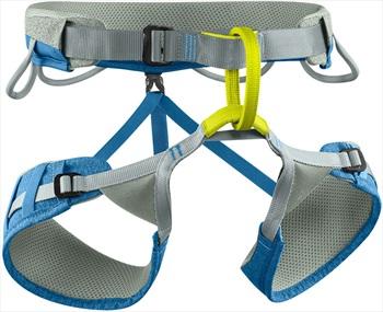 Edelrid Adult Unisex Jay III Men's Rock Climbing Harness, M Ink Blue