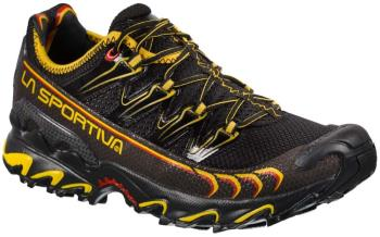 La Sportiva Ultra Raptor Walking Shoes, UK 12 EU 47 Black/Yellow