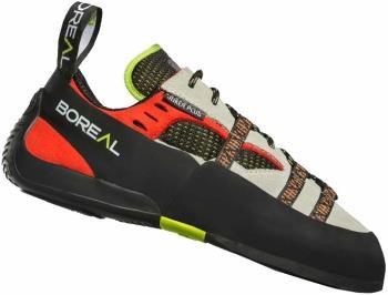 Boreal Joker Plus Lace Rock Climbing Shoe, UK 8 | EU 42 Red