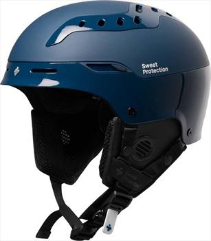 Sweet Protection Switcher Snowboard/Ski Helmet, L/XL Navy