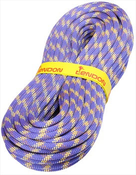 Tendon Smart Rock Climbing Rope, 50m X 10mm, Blue