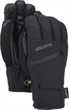 Burton Gore-Tex Ski/Snowboard Under Gloves XS True Black