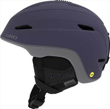 Giro Zone MIPS Ski/Snowboard Helmet, L Matte Midnight/ Charcoal