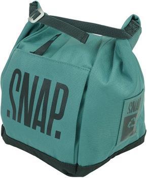 Snap Big Chalk, Rock Climbing Chalk Bag, 35 X 18 X 18 Cm, Green