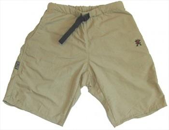 """Troll Omni Rock Climbing Shorts S - waist 30"""" Stone"""