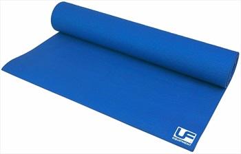 Urban Fitness Equipment PVC Yoga Mat, 4mm Blue