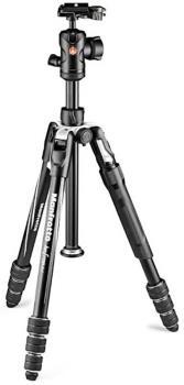 Manfrotto Befree 2N1 Aluminium Twist Travel Camera Tripod, 40cm