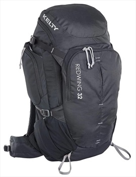 Kelty Adult Unisex Redwing 32l 37 - 47 Cm Adventure Backpacking Pack, 32l Black