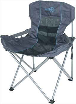 Bo-Camp Thelon Folding Camping Chair, Anthracite