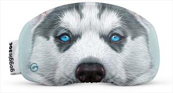 Gogglesoc Soc Ski/Snowboard Lens Cover, Husky