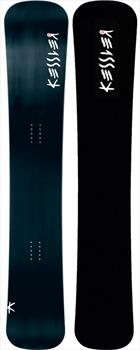Kessler The Cross Boardercross Hybrid Camber Snowboard, 168cm