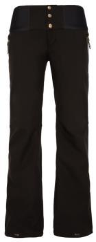 686 Gossip Softshell Women's Snowboard/Ski Pants, S Black