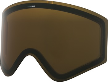 Electric EGX Snowboard/Ski Goggle Spare Lens, One Size, Bronze