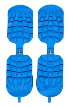 Sidas Ski Boot Traction Walking System Pair, Blue