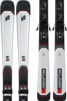 K2 Disruption 76X Marker M3 10C QUIKCLIK Skis, 177cm White