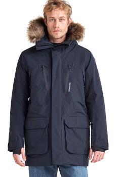 Didriksons Marco Waterproof Padded Parka Coat, S Dark Night Blue
