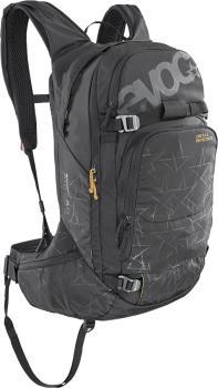 Evoc Line RAS Protector Snowboard/Ski Backpack, M/L - 32L Black