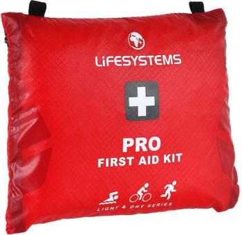 Lifesystems Light & Dry Pro Portable First Aid Kit 42 items Red