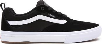 Vans Kyle Walker Pro Skate Trainers/Shoes, UK 7 Black/White
