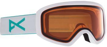Anon Insight Amber Women's Ski/Snowboard Goggles, S/M White