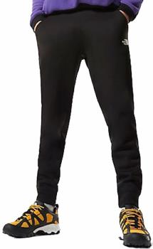 The North Face Adult Unisex Surgent Cuffed Jogging Bottoms, Xl Tnf Black