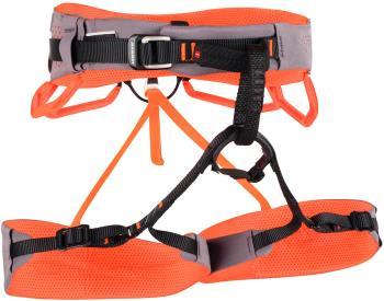 Mammut Comfort Fast Adjust Women's Rock Climbing Harness, XS Shark