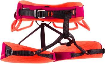 Mammut Comfort Knit Fast Adjust Women's Climbing Harness, L Sundown