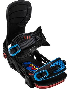 Bent Metal Axtion Snowboard Bindings, L Blue 2021