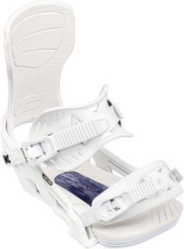Bent Metal Cor-Pro Snowboard Bindings, M White 2021