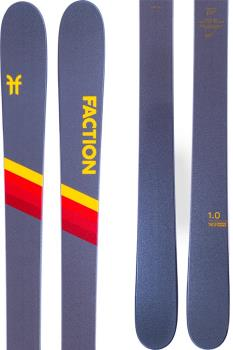 Faction Candide 1.0 Skis, 183cm 2021